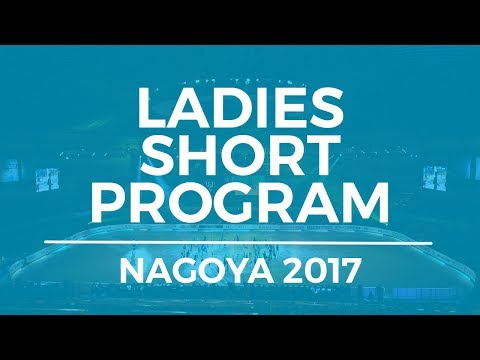 Alexandra TRUSOVA RUS - ISU JGP Final Ladies Short Program Nagoya 2017