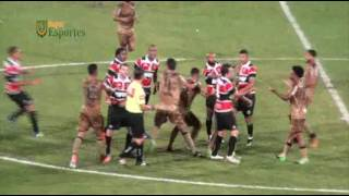 Semi-final Copa do Nordeste: Sport vs Santa Cruz [PE no Ar - 04.05.17]