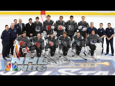 NHL All-Star Game 2020 Atlantic vs. Pacific 3-on-3 Final  EXTENDED HIGHLIGHTS  NBC Sports