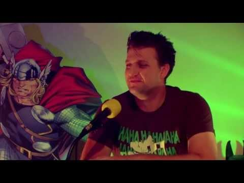 Geek Speak Live TV Episode 2 2013 Podcast, Prop Building, Costumes and ...