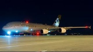 Etihad First Class (Apartments) - Abu Dhabi to Melbourne (EY 460) - Airbus A380-800