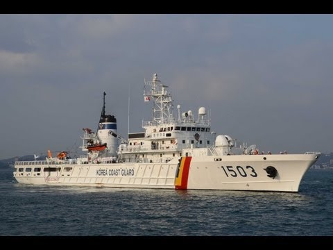 Korea Coast Guard 1503 JEMIN3