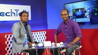 TechTalk With Solomon S5 E12 Part 2 - Elect. Eng. Hizkyas Dufera Solar Innovation