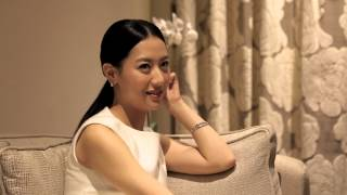 Michelle Bai Kung Fu Jungle Press Interview  一個人的武林  白冰