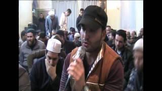 ما بين معترك الأحداق والمهج :: أنا القتيل بلا إثم ولا حرج لـ ابن الفارض - محمد القلعجي