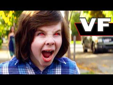 LITTLE EVIL Bande Annonce VF (Film Netflix 2017) streaming vf