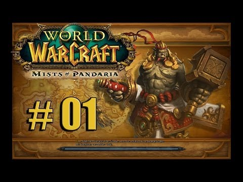 WORLD OF WARCRAFT # 1 - Restart «» Let's Play World of Warcraft: Mists of Pandaria Deutsch | Full-HD