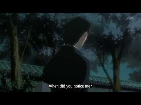 Bleach: Hirako Shinji dispells Aizen Sousuke's Kyoukasuigetsu