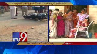 Brutal faction murder shakes Tirupati