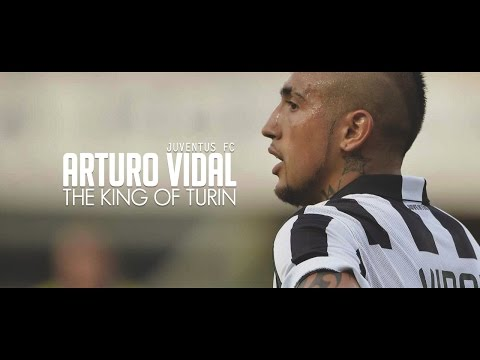 Arturo Vidal - Juventus FC - The king of Turin - HD.