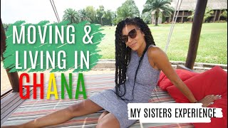 LIVING IN GHANA | Moving to Ghana from the diaspora