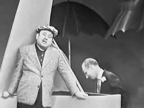 Kabaret Starszych Panów - Mieczysław Czechowicz - Pani Monika