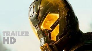 Ant-Man Official Film Trailer 2 2015 - Paul Rudd Marvel Movie HD