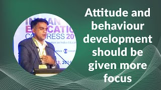 Attitude and behaviour development