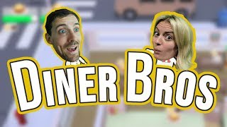 WHINE AND DINE - Diner Bros Gameplay