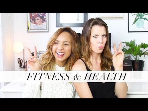 GIRL TALK | HEALTHY FOOD, SELF-ESTEEM & FITNESS With CarlyRowena!