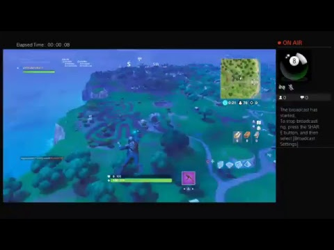 25 k game (Fortnite battle royale)
