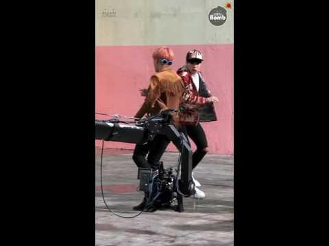 [BANGTAN BOMB] 'FIRE' MV Shooting- 'V' Follow ver. - BTS (방탄소년단) thumbnail