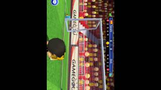 Jugando perfect kick