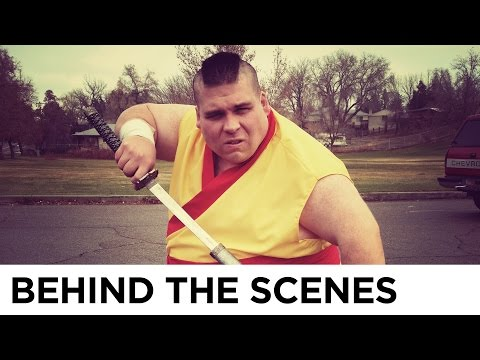 Behind the Scenes - Fruit Ninja in Real Life!