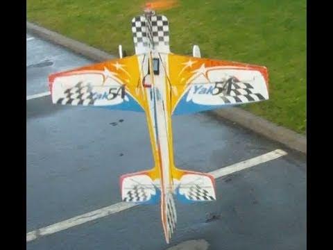 Hobby King Yak-54 Micro 3D RC Plane kit