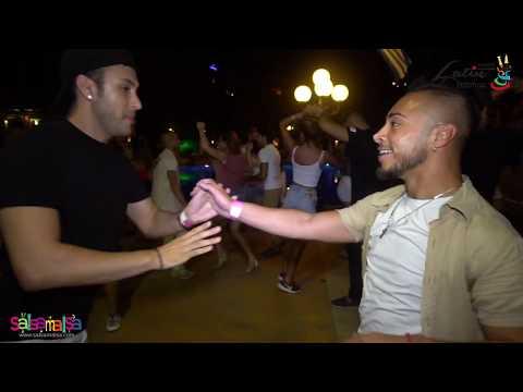 Javier Padilla Multi Partner Salsa (LEBANON LATIN FESTIVAL 2018)