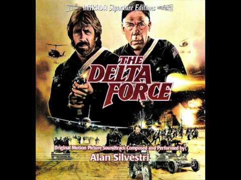 The Delta Force (1986) Complete Soundtrack Score Part 7 - Alan Silvestri