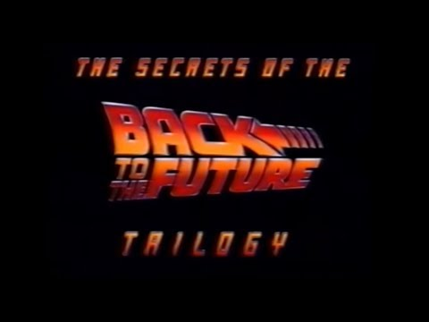 Secrets of the Back to the Future Trilogy