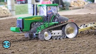RC Tractor Day to start Tillage - Field Days Bocholt Germany