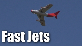 Fast/low jet fly-pasts at Tokoroa 2017