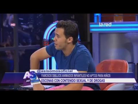 Salfate - DIBUJOS ANIMADOS INFANTILES CON CONTENIDO SEXUAL Y DROGAS