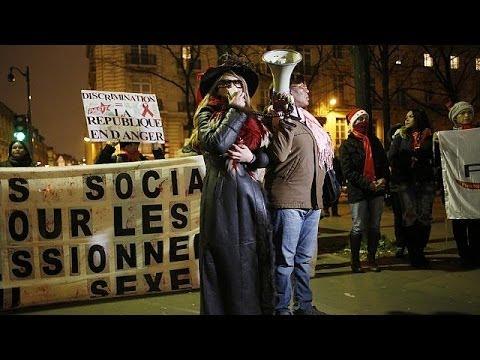 Французские проститутки: новый закон выгоден мафии