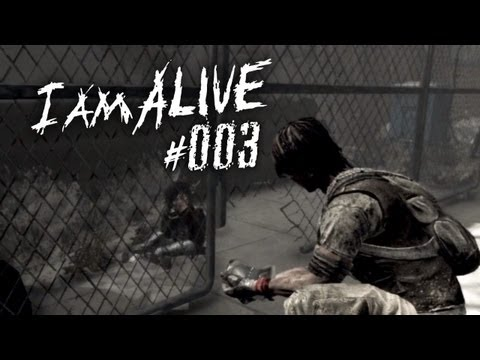 Let's Play I Am Alive #003 [Deutsch] [Full-HD] -  Das kleine Mdchen