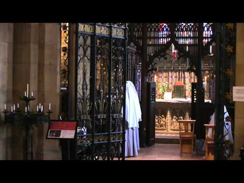 """Mass: Introit"": Shrine of St Augustine, England. A Day With Mary"
