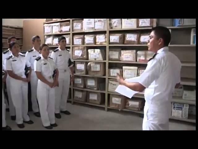Establecimientos Educativos Navales - Escuelas de Formación