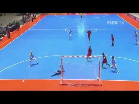 Así fueron los cinco goles de la finalista Argentina sobre Portugal