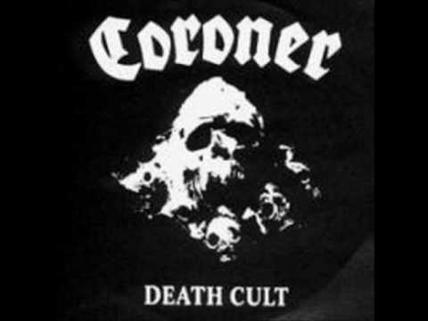 Coroner - Arrogance In Uniform