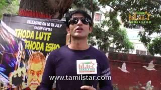 Hiten Tejwani At Thoda Lutf Thoda Ishq Movie Press Meet
