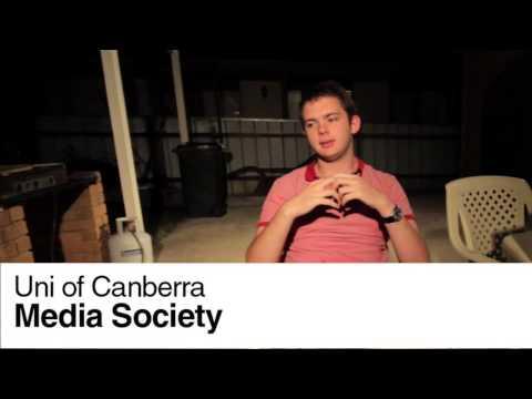 Aboriginal radio host in India - Vloggersation
