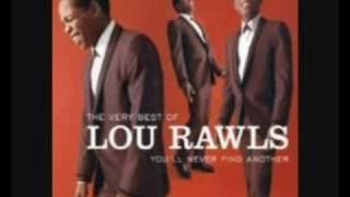 Lou Rawls - Lady Love