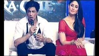 Ra.One - Music Launch - Shahrukh Khan, Kareena Kapoor, Arjun Rampal & Karan Johar