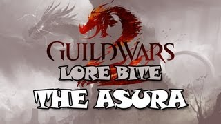 Guild Wars 2 Lore Bite - The Asura