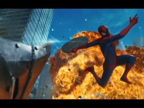 The Amazing Spider-Man 2 (Fan-Made Trailer)