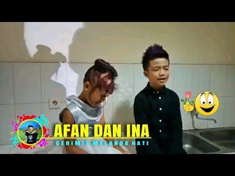 Afan Feat Ina_ Gerimis Melanda Hati
