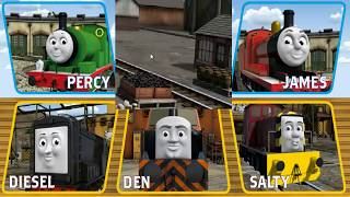 Gameplay Video Episodes - Thomas And Friends - Funny Game