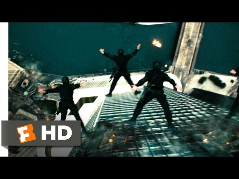 Transformers: Dark Of The Moon (7/10) Movie CLIP - Army Rangers Vs. Decepticons (2011) HD