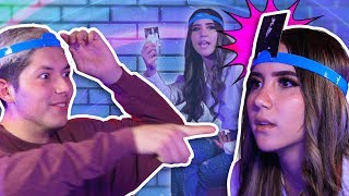 El YouTuber Secreto | Carolina VS su hermano