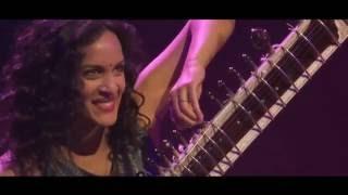 Anoushka Shankar - Voice of the moon | Live Coutances France 2014 Rare Footage HD