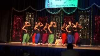 Fall 2013 Seniors - Devika Fusion Dance