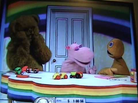 FARTING ZIPPY WITH GEORGE BUNGLE AND GEOFFREY FROM RAINBOW